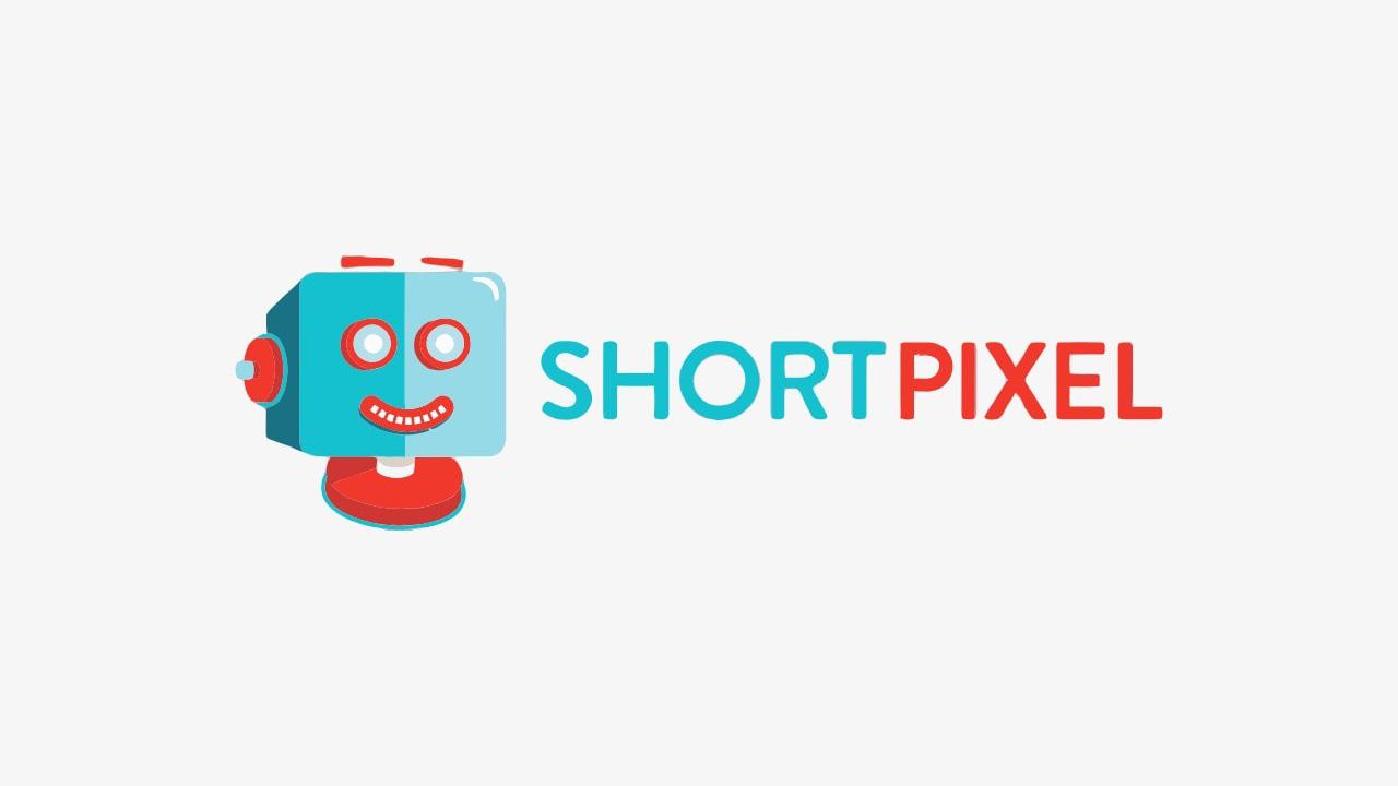 Logo de ShortPixel